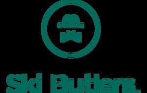 Ski Butlers Primary Logo Dark Green 2