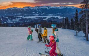 Easy ski rentals keystone
